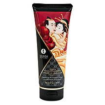 Съедобный массажный крем Shunga Kissable Massage Cream, 200 мл , фото 2