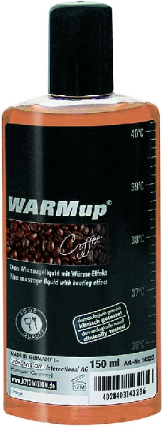 Массажное масло WARMup Coffie, 150 мл