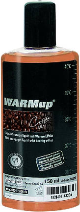 Массажное масло WARMup Coffie, 150 мл , фото 2