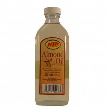 Миндальное масло KTC, 200мл, фото 2
