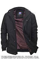 Куртка мужская тонкая CANADA GOOSE 6515 чёрная, фото 1