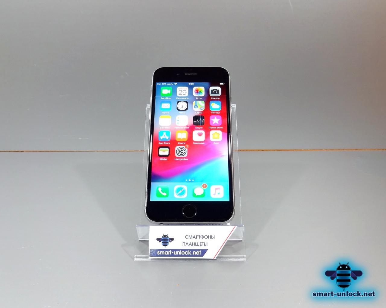 Телефон, смартфон Apple iPhone 6s 128gb Neverlock. Покупка без риска! Гарантия!