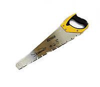 Ножовка по дереву Shark 500 мм 7TPI трехгранная заточка каленный зуб HTtools