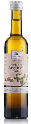 Аргановое масло Bio Planete из обжаренных орехов, 100мл, фото 2