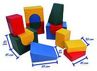 Конструктор 14 блоков для детей