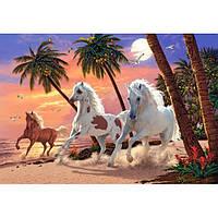 Пазлы Castorland 1500 Белые лошади С-151691