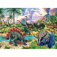 Пазлы Castorland 120 Динозавры
