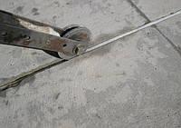 Деформаційні шви в бетонних підлогах.