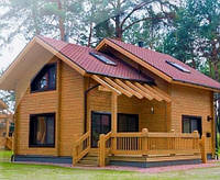 Помилки при будівництві будинку із дерева