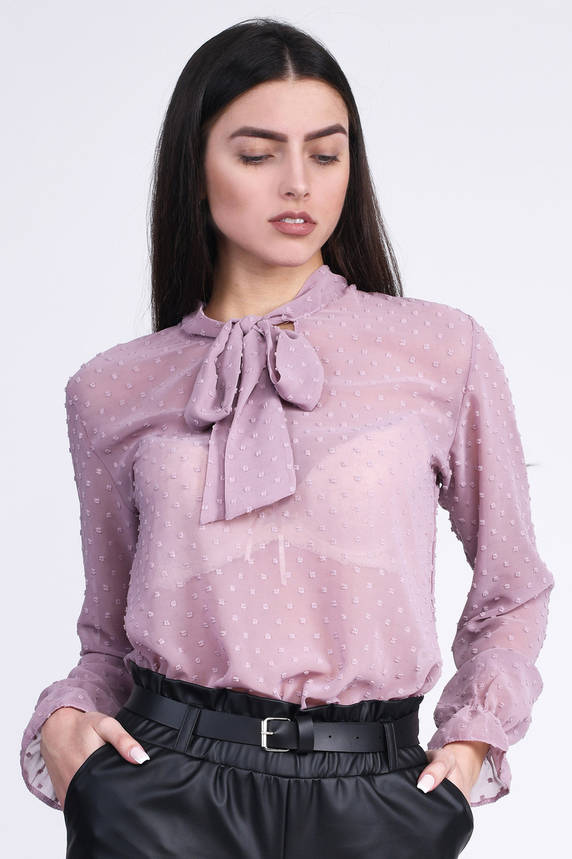 Шифоновая блузка красивая, фото 2