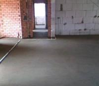 Стяжка підлоги.
