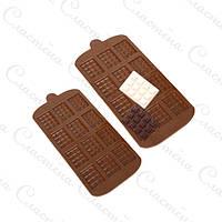 Силиконовая форма для шоколада - Плитка шоколада мини