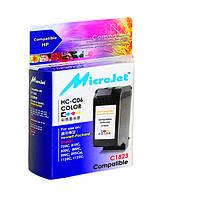 Аналог HP 23 Color (Цветной) Картридж Совместимый (Неоригинальный) (HC-C06) MicroJet
