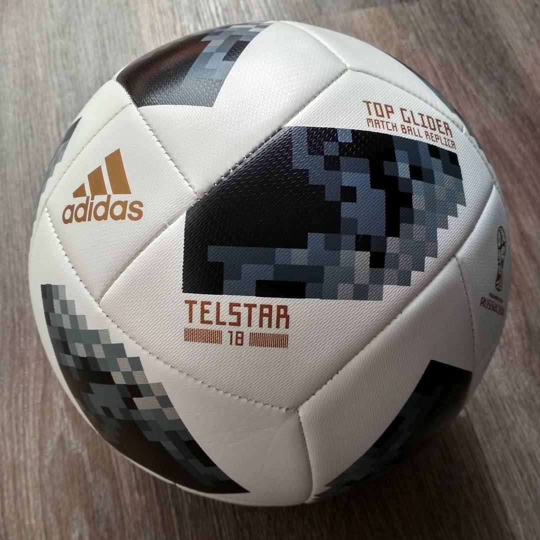 Мяч Adidas 2018 FIFA World Cup реплика