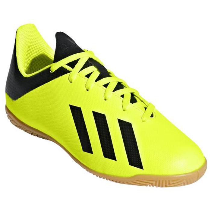 Детские футзалки adidas X Tango 18.4 IN J (Оригинал) DB2433