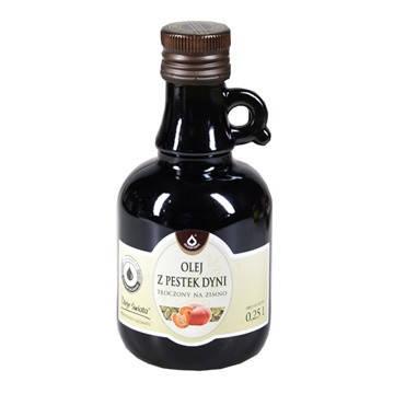 Тыквенное масло Oleofarm, 250мл, фото 2
