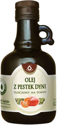 Тыквенное масло Oleofarm, 500мл, фото 2