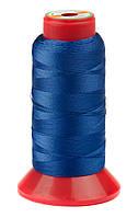Нитка швейная TYTAN (Турция) № 40, для машинки Версаль, цв. синий (24), 500 м