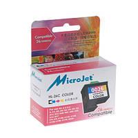 Аналог Lexmark 26 Color (Цветной) Картридж Совместимый (Неоригинальный) (HL-26C) MicroJet