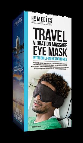 Вибрационная маска для глаз Travel от HoMedics, фото 2
