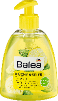 Жидкое кухонное мыло Balea Limette & Melisse, 300 ml, фото 1