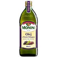 Масло виноградных косточек Monini, 1л