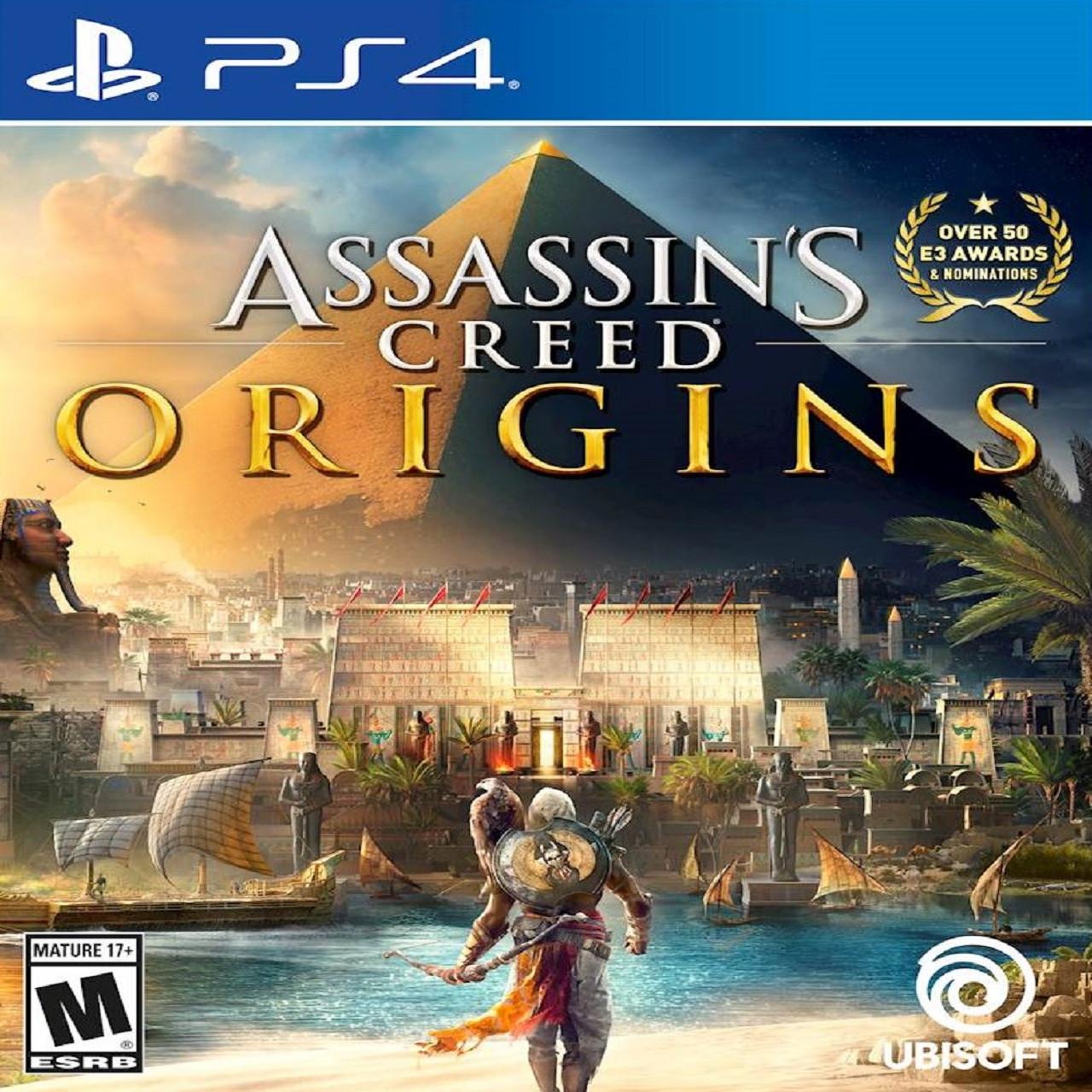 Assassin's Creed:Origins RUS PS4 (Б/В)