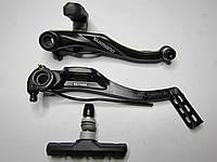 Тормоз Shimano BR-T4000-L V-brake с тормозными колодками S65T - -