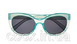 """Солнцезащитные очки женские """"Саманта"""", цвет оправы Голубой, Avon, Эйвон, 70639"""