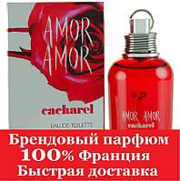 Женский парфюм  Amor Amor Cacharel  Амор Амор Кашарель люкс версия
