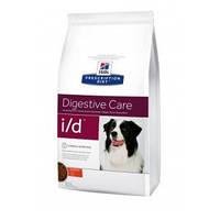 Hills (Хиллс) Prescription Diet i/d Digestive Care (заболевания ЖКТ, панкреатит) корм для собак с курицей, 5кг