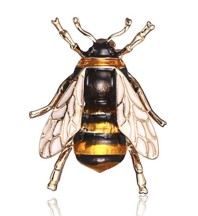 Брошь пчела  mod.488