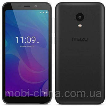 Смартфон MEIZU C9 16GB Black, фото 2
