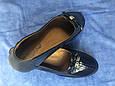 Обувь женская  41-43 ЧЕРНЫЕ СИНИЕ, фото 2