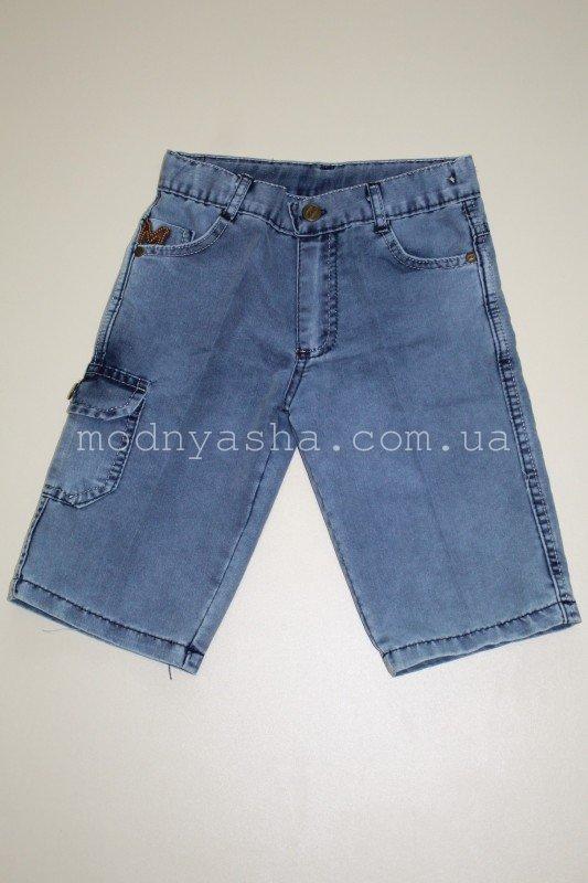 Шорти джинсові 8-12 р.