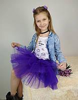 С чем носить фатиновую юбку для девочек: модные советы с фото