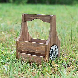 Ящик для пива декоративный Пивной фестиваль 32 см