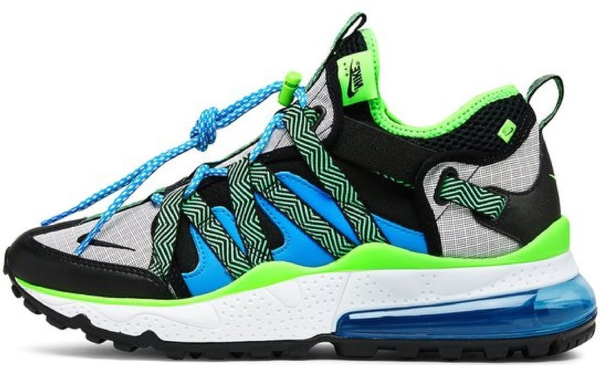 Мужские кроссовки Nike Air Max 270 Bowfin (Premium-class) разноцветные