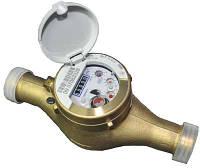 """Счетчик воды 1"""" высокоточный 420PC  Q3 6,3 DN 25, Класс «С», L 260mm Sensus (Словакия)"""
