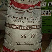 Борная кислота 25 кг
