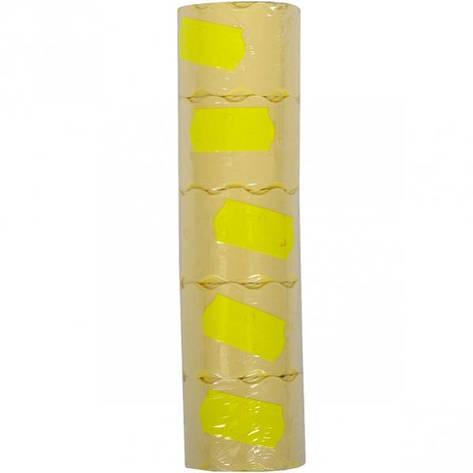 Ценник маленький «Желтый»   C5-M4, фото 2