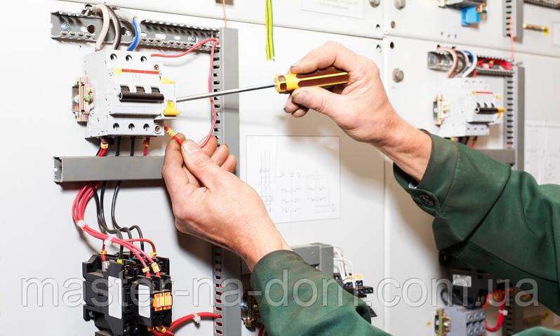 Електромонтажні роботи в Житомирі