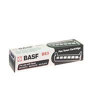 Аналог Panasonic KX-FA83A7 Туба с Тонером Совместимая (Неоригинальная) BASF (B-83)