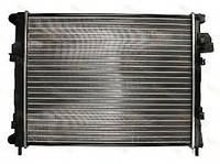 Радиатор охлаждения двигателя на Renault Trafic 1.9dCi (+AC) с 2001... Polcar (Польша), 602608A1