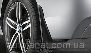Оригинальный комплект брызговиков передних BMW 1 (F20, F21) (82162211820)