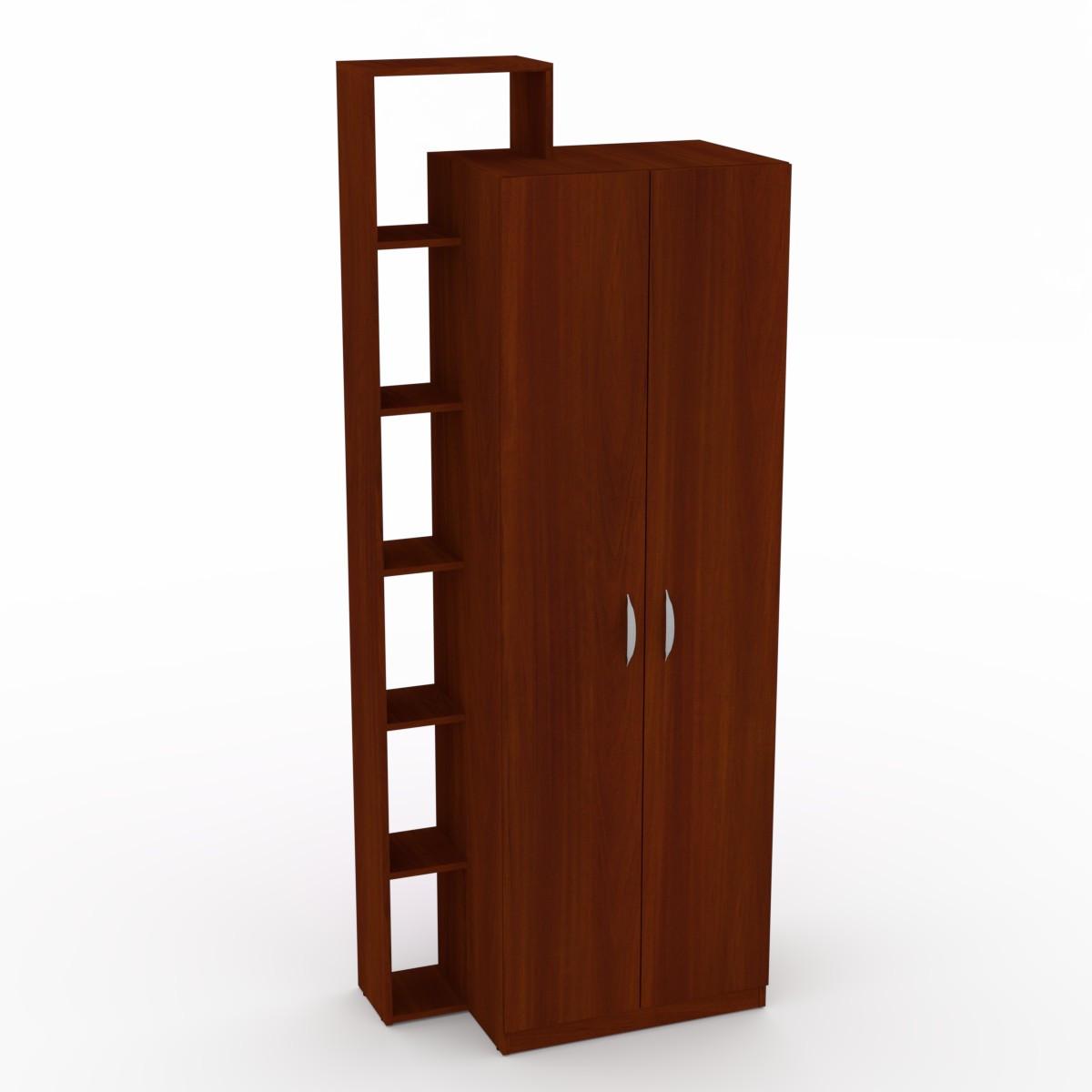 Шкаф платяной 9 яблоня Компанит (85х47х215 см)