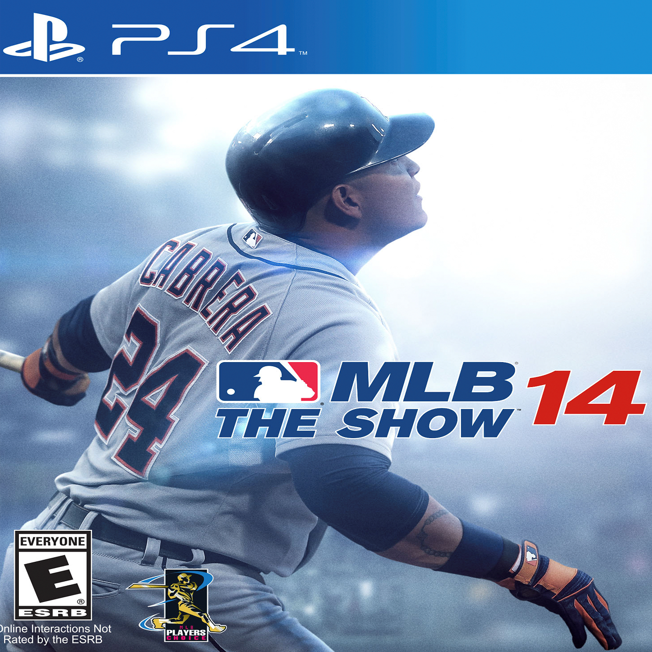 MLB 14 PS4 ENG (Б/В)
