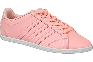 Кроссовки Adidas Vs Coneo Qt W B74554 38 Персиковый