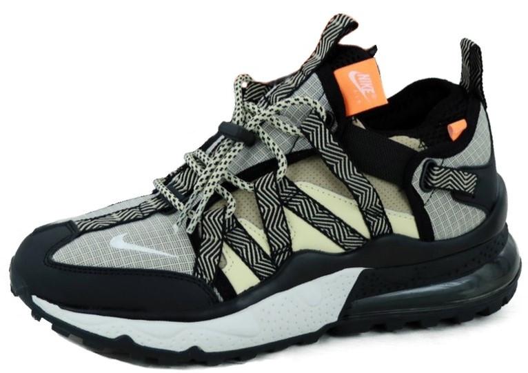 super popular 057b9 24c52 Мужские кроссовки Nike Air Max 270 Bowfin (Premium-class) серые представлен  в кроссовки, кеды ...