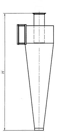 Циклоны серии СК-ЦН-34